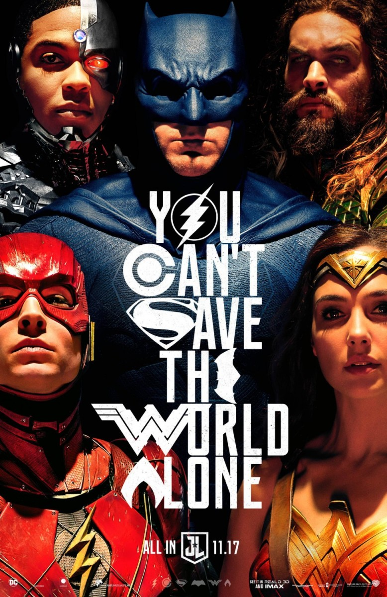 "Movie Review: ""Justice League"""