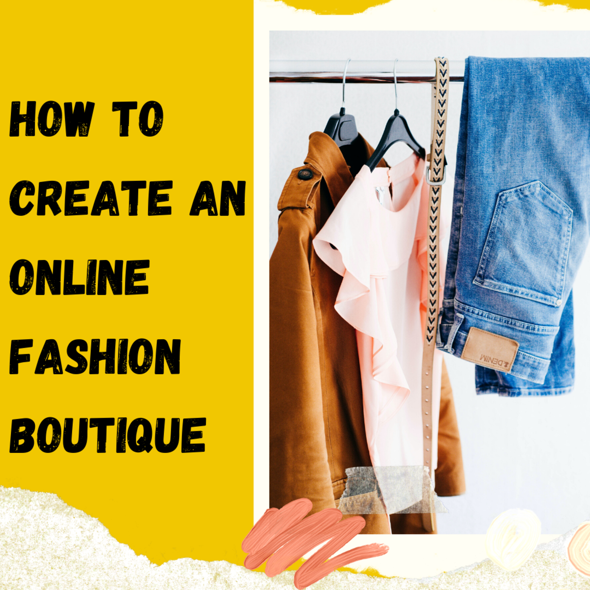 How to Create an Online Fashion Boutique With Very Little Money