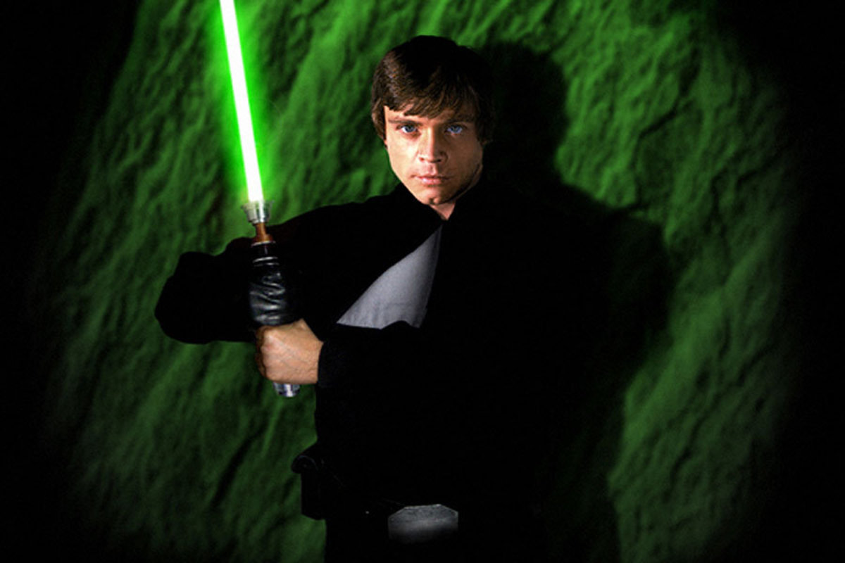 Is Luke Skywalker the Best Lightsaber Duelist of All Time?