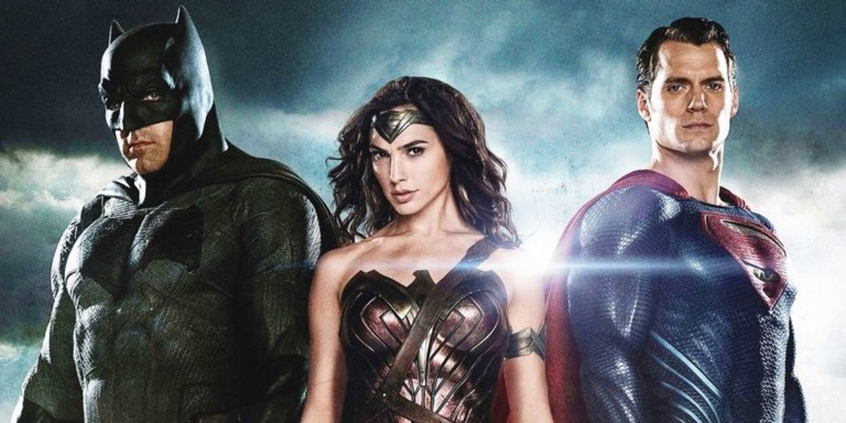 Ranking the DC Cinematic Universe Films
