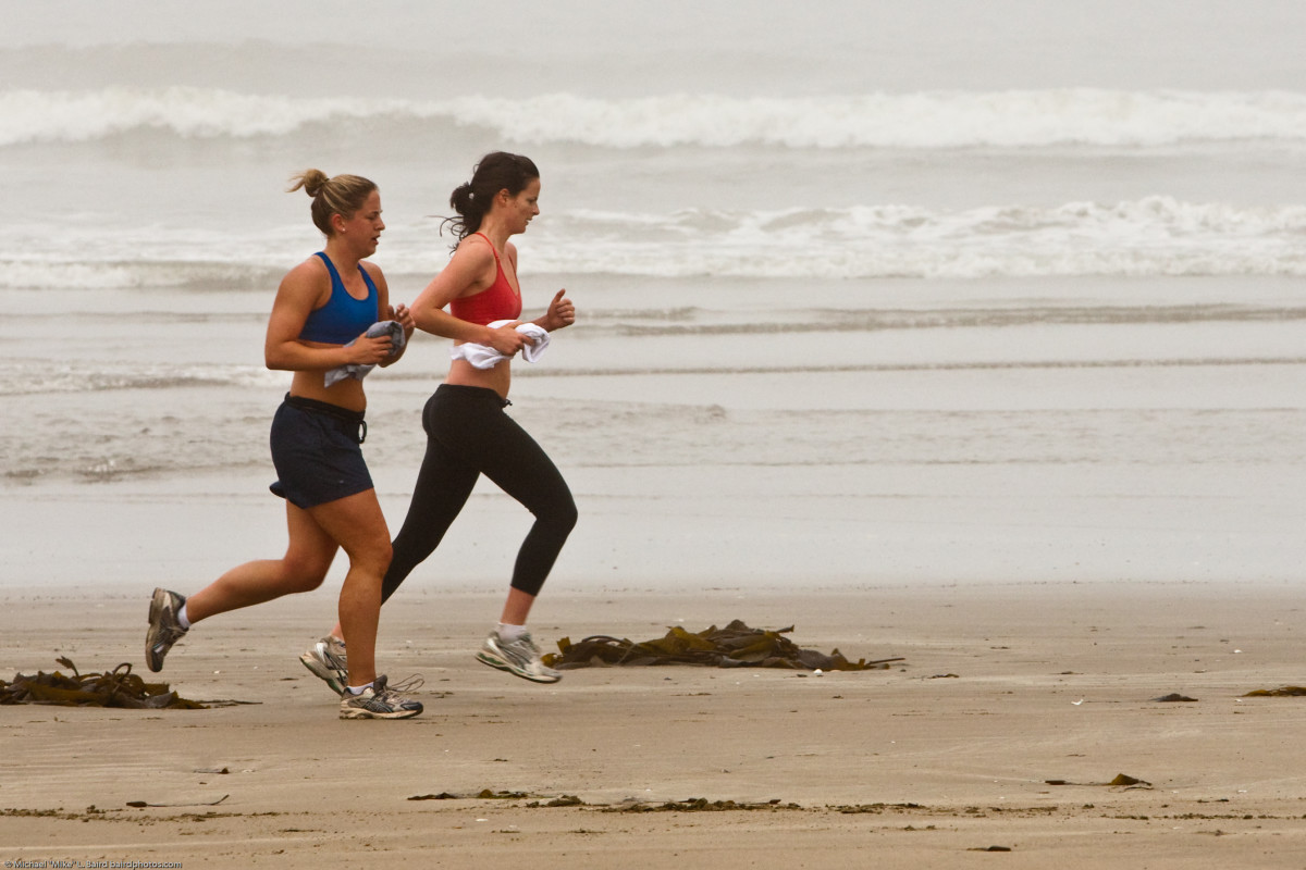 Exercising can reduce anxiety