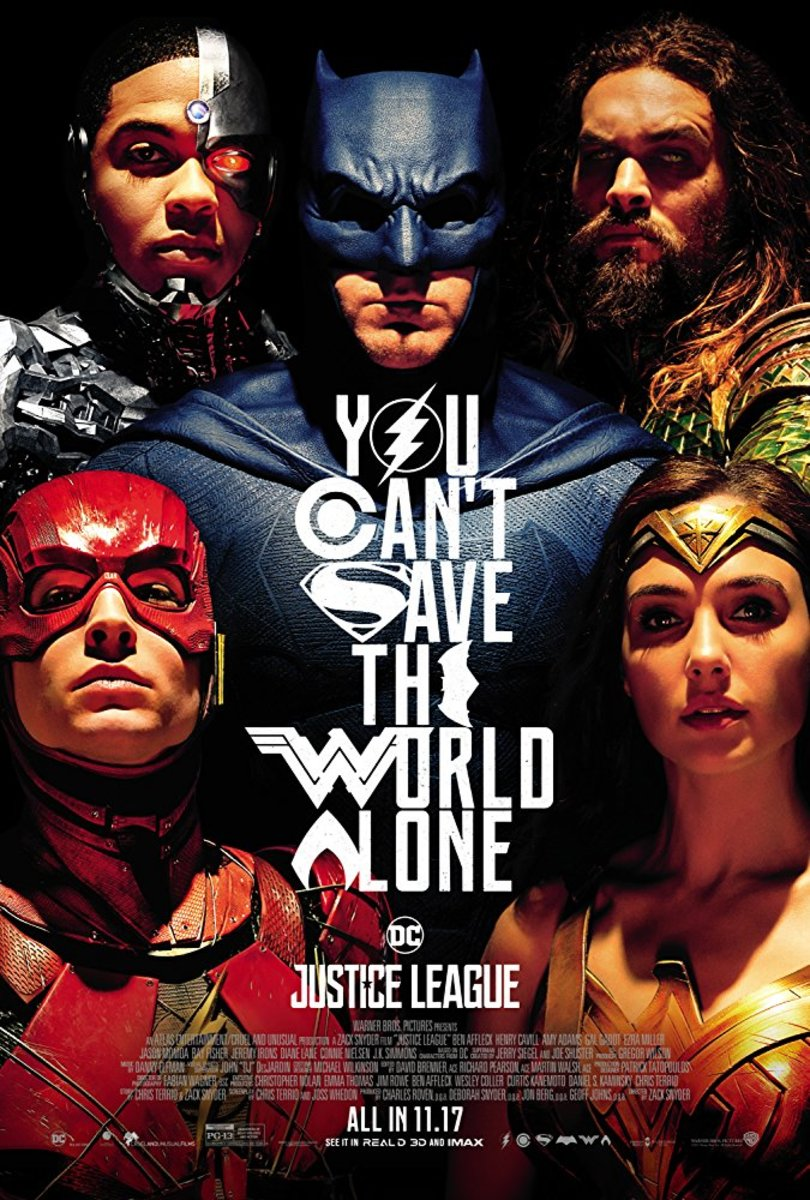 Justice League Is Another Embarrassing DCEU Entry