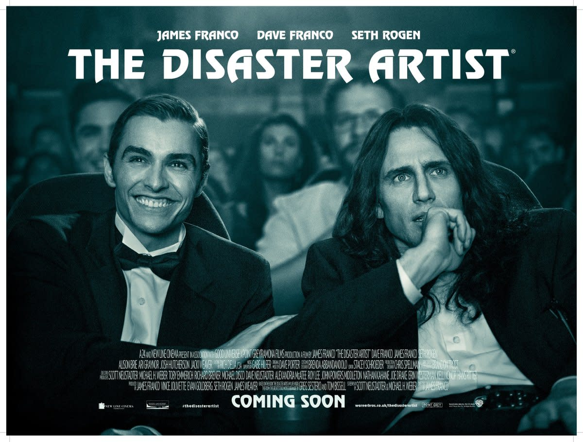 """""""The Disaster Artist"""": A Millennial's Movie Review"""