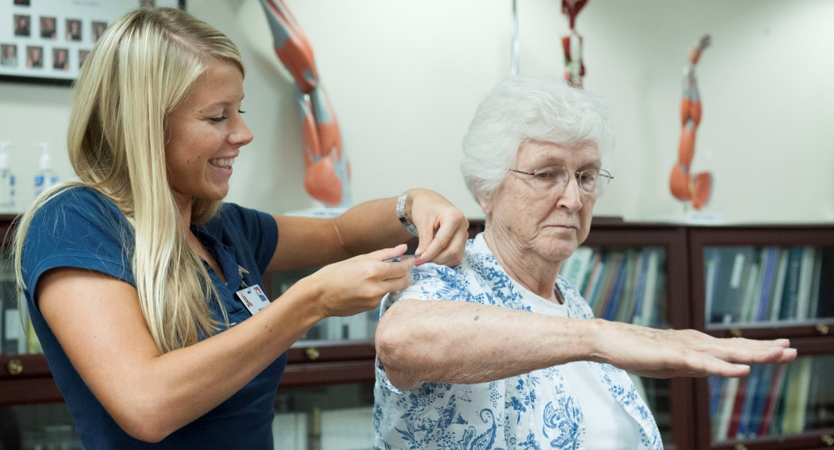 Videos: Occupational Therapy for Adults With Brain Damage