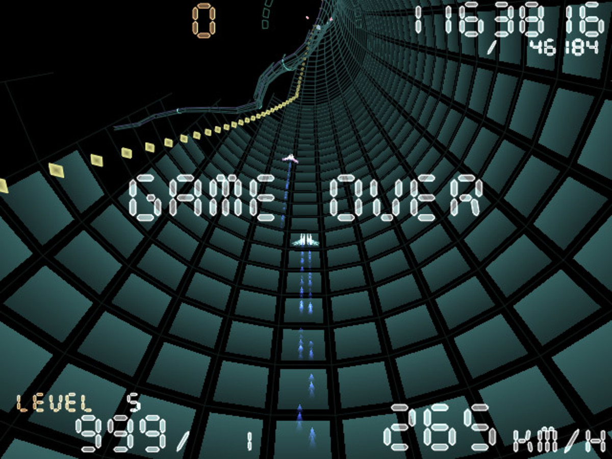 screenshot of the game Torus Trooper