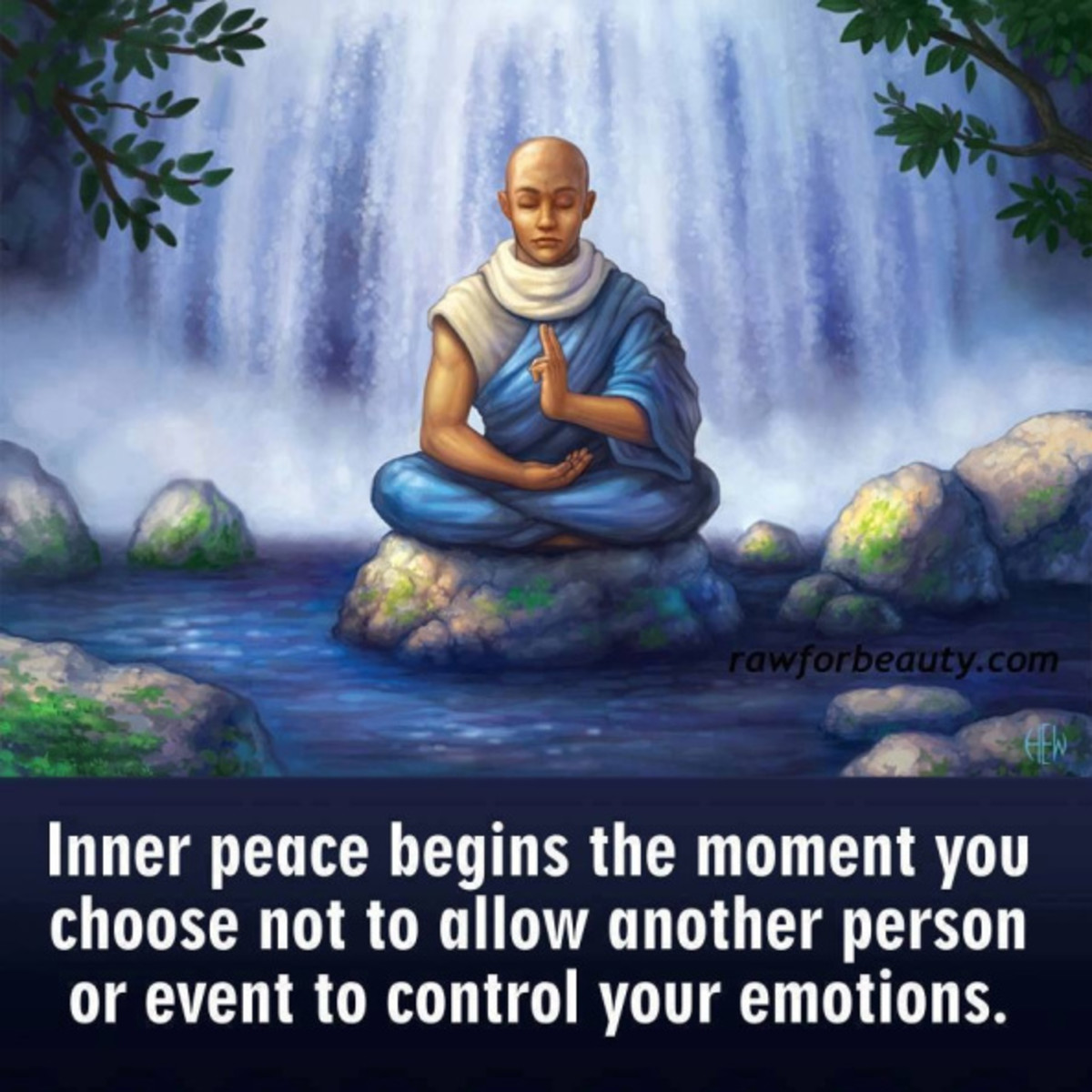 Creating an Inner Peace That Endures!