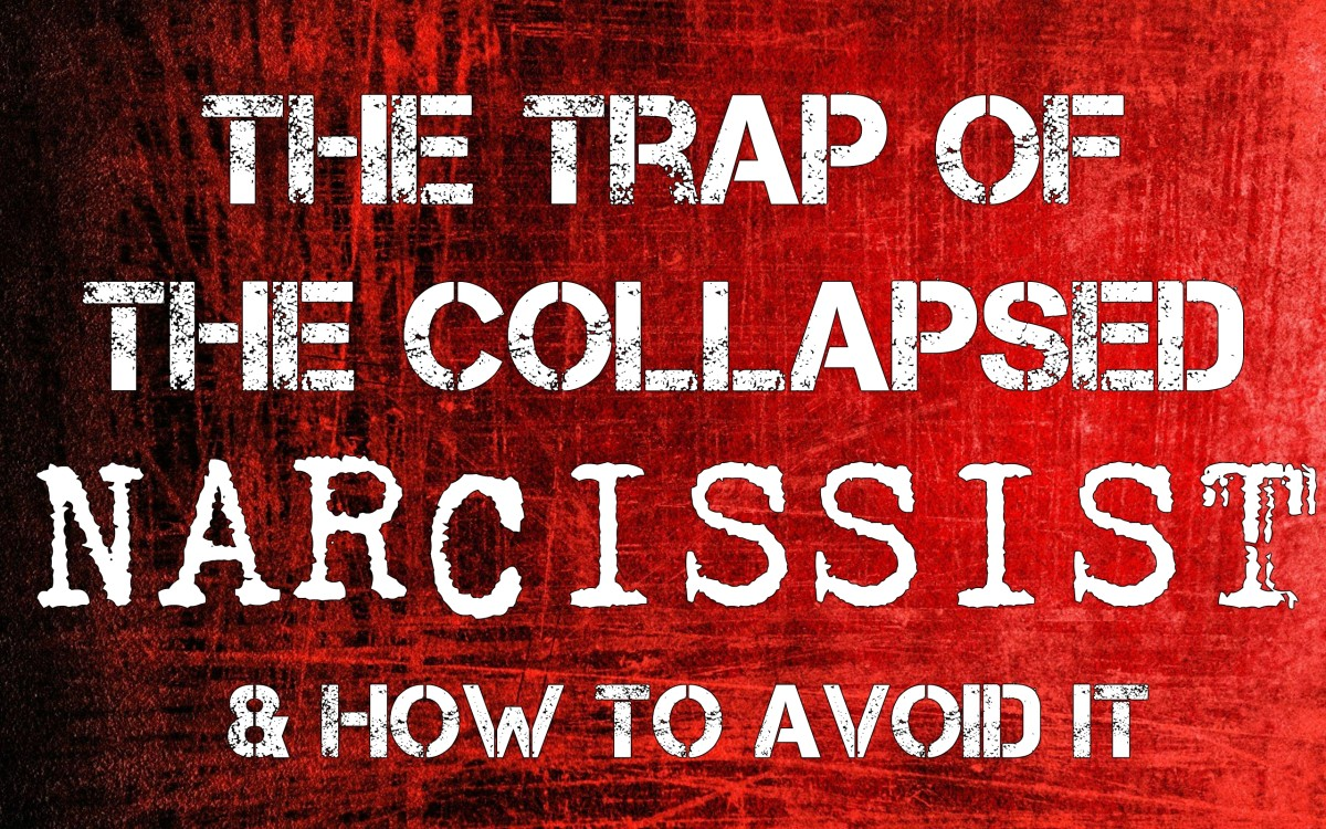 How to Avoid the Trap of the Collapsed Narcissist