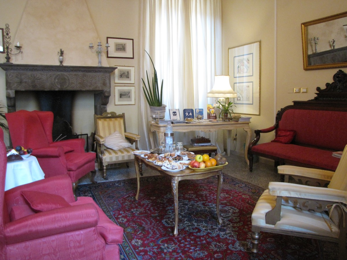 Review of Relais San Lorenzo B&B in Lucca, Italy