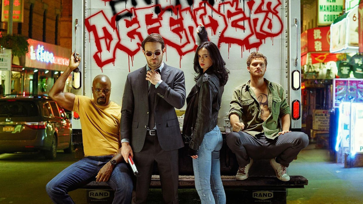 Superhero Academy 101: Sociology (The Defenders: A Non-Team)