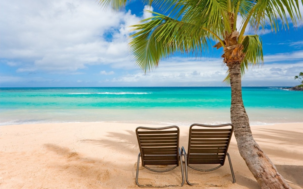 The Caribbean is a great place for a vacation, if you can afford it