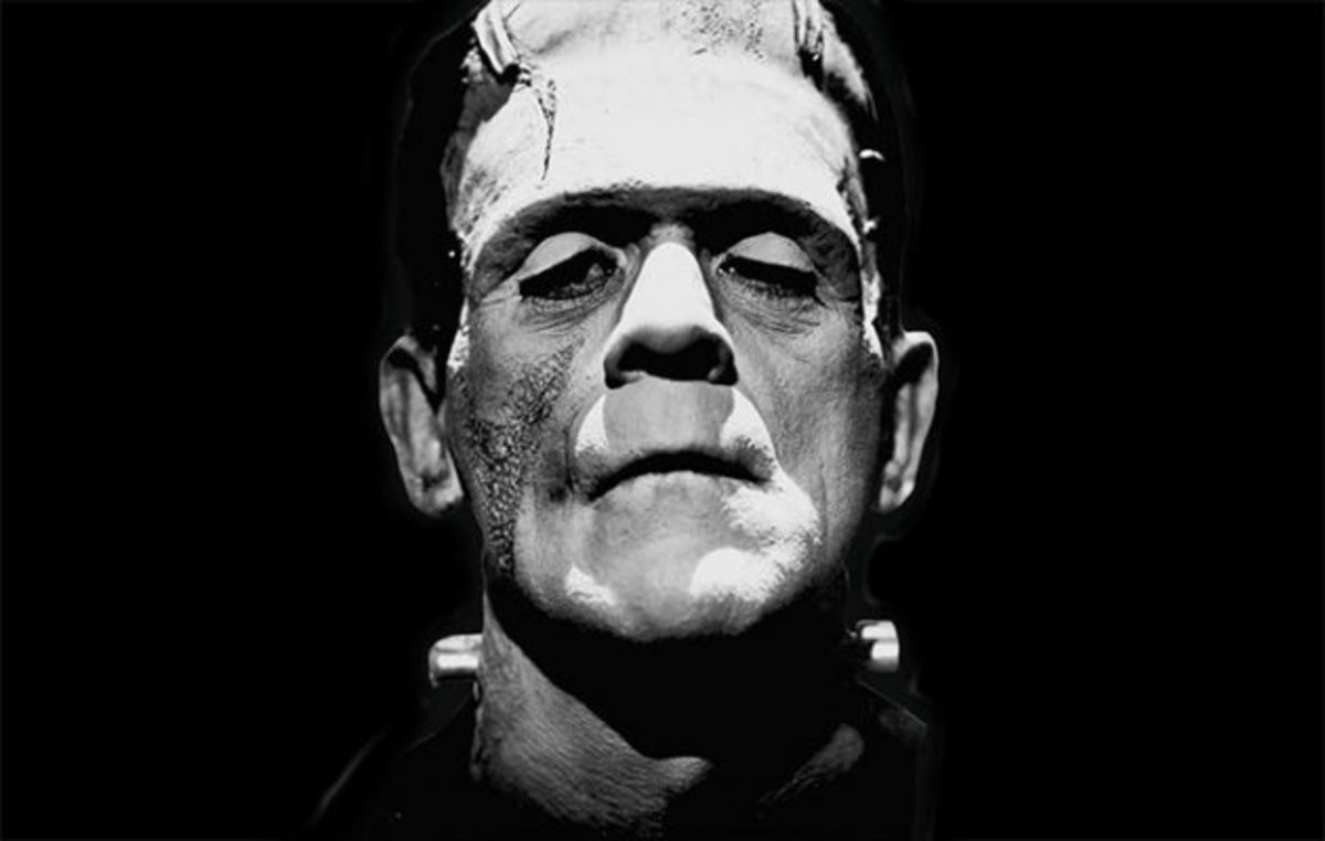 Image result for the monster from frankenstein