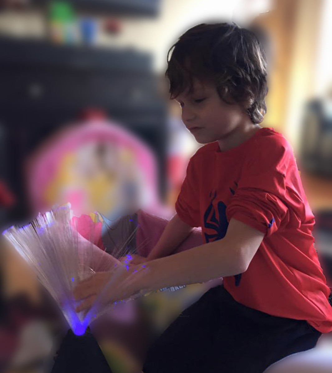 Light up Toy for Sensory enjoyment