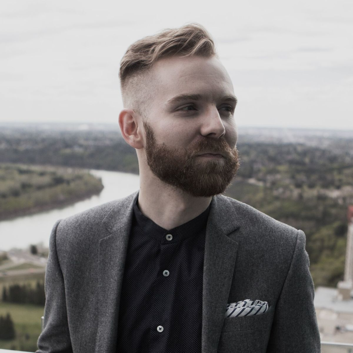 Andrew Williams - Canadian Electronic Music Artist Profile