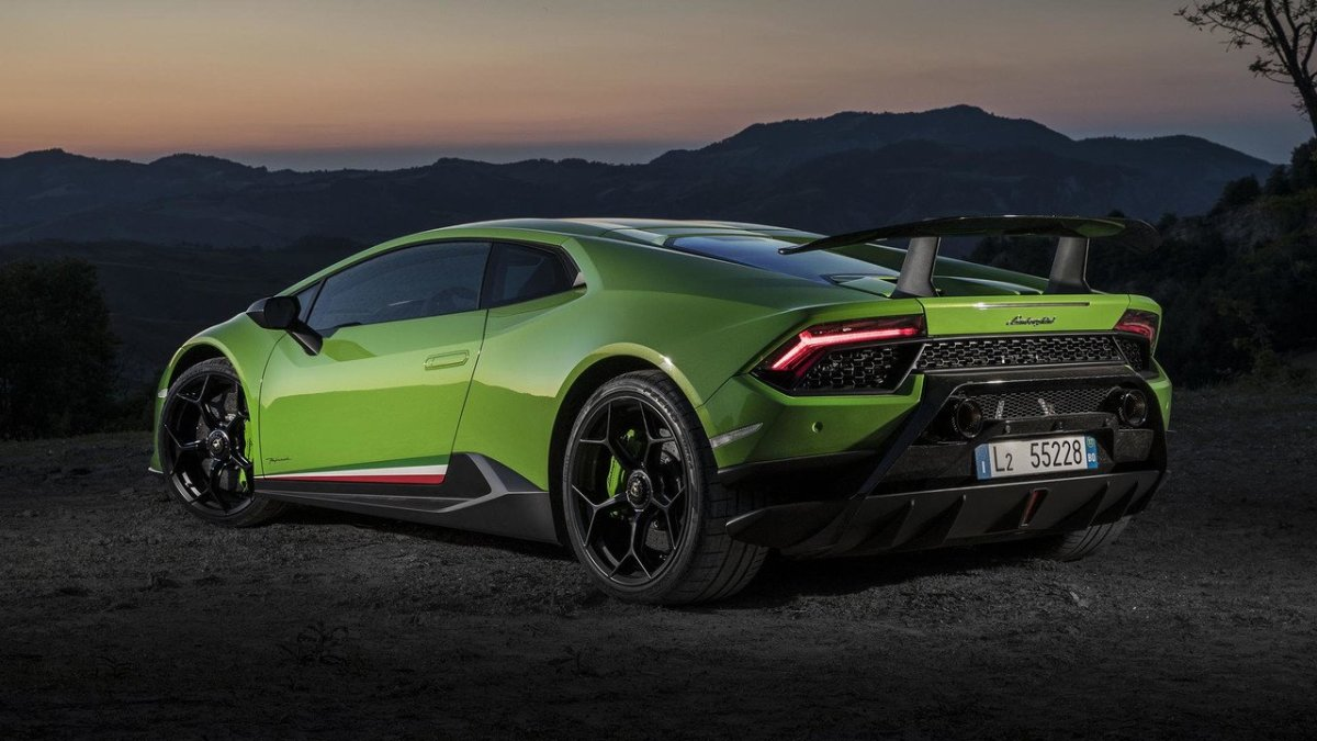 Inertia Report: Lamborghini Is Going Electric: Here Are Some Pros and Cons