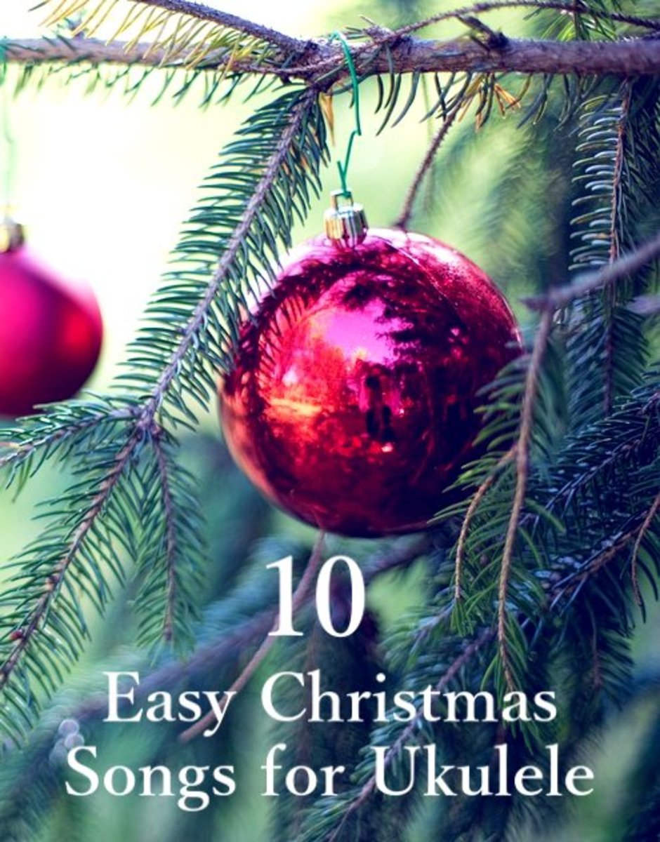 10 Easy Christmas Songs for Ukulele | Spinditty