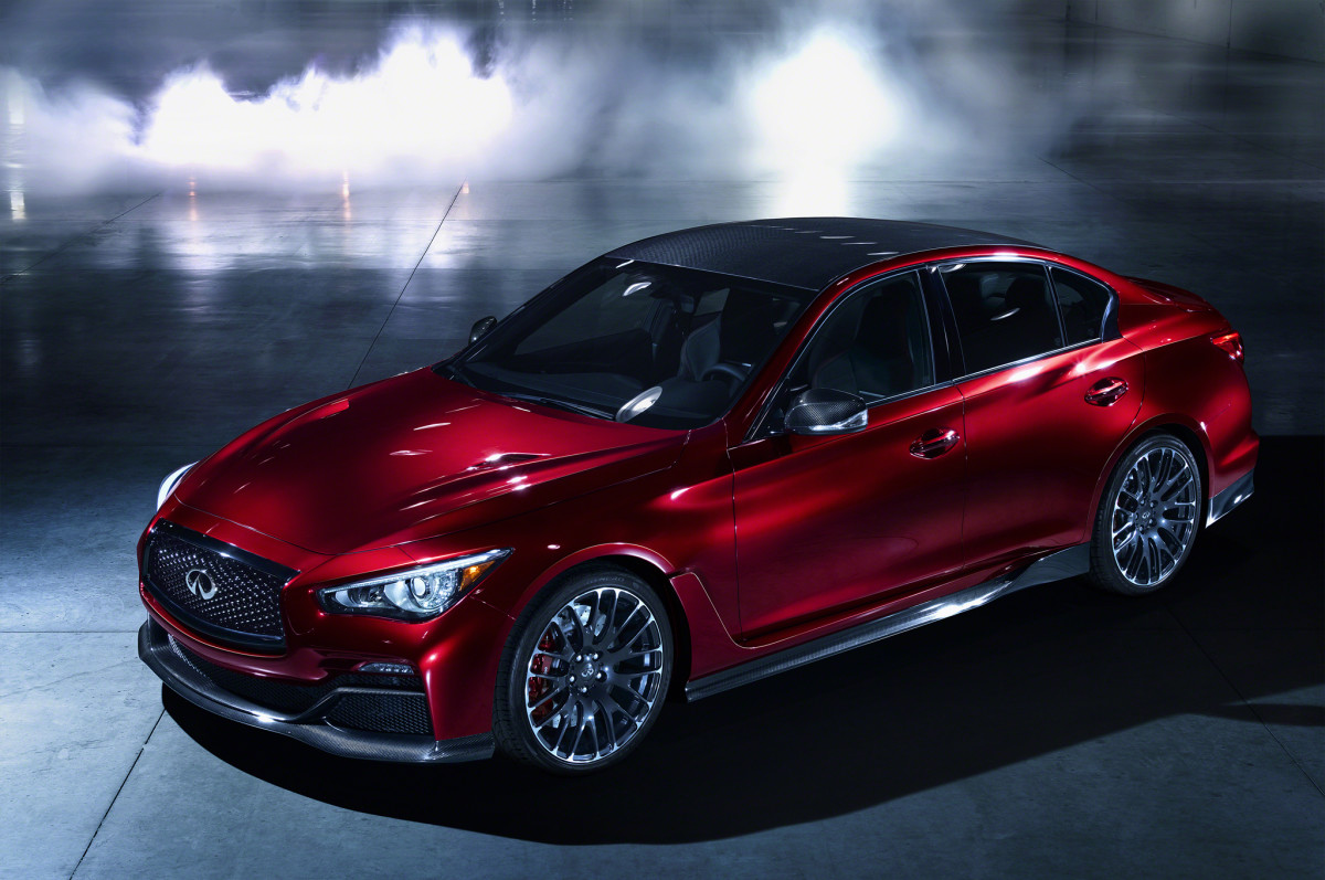 Inertia Report: Why Infiniti Decided Not to Build the Q50 Eau Rouge