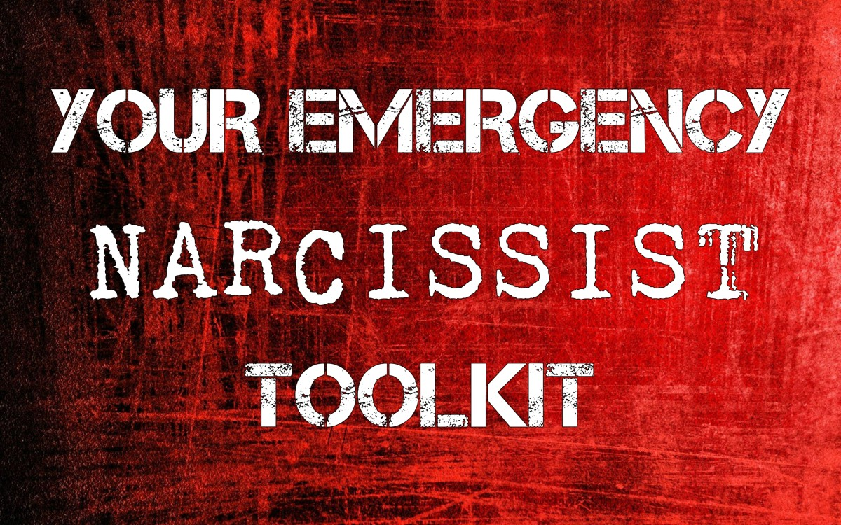 Emergency Toolkit: 5 Tools to Help Deal With Narcissists