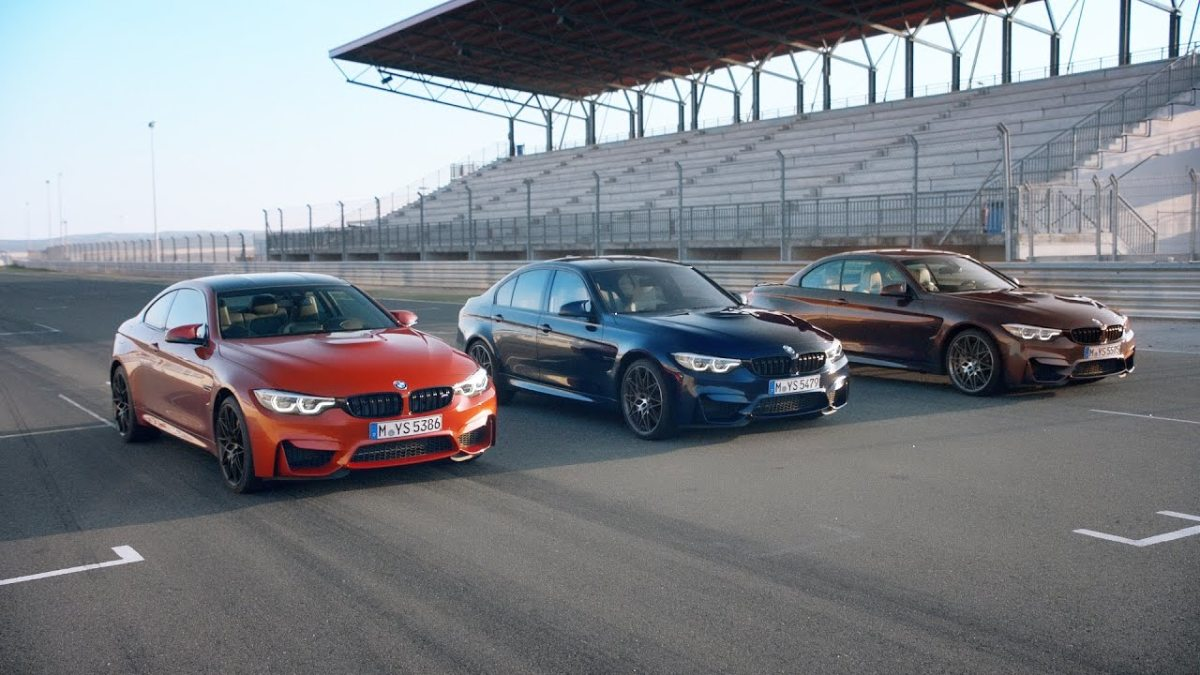 Inertia Report: Is the BMW M3/M4 Still the Benchmark?