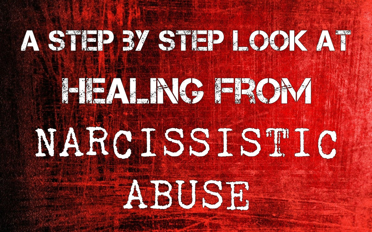 How to Heal From Narcissistic Abuse: A Step-by-Step Look