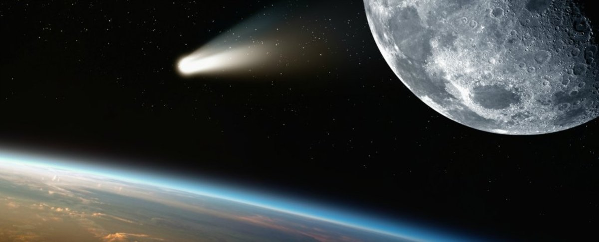 No comet has struck the earth in recent memory, but a strike is not out of the question.