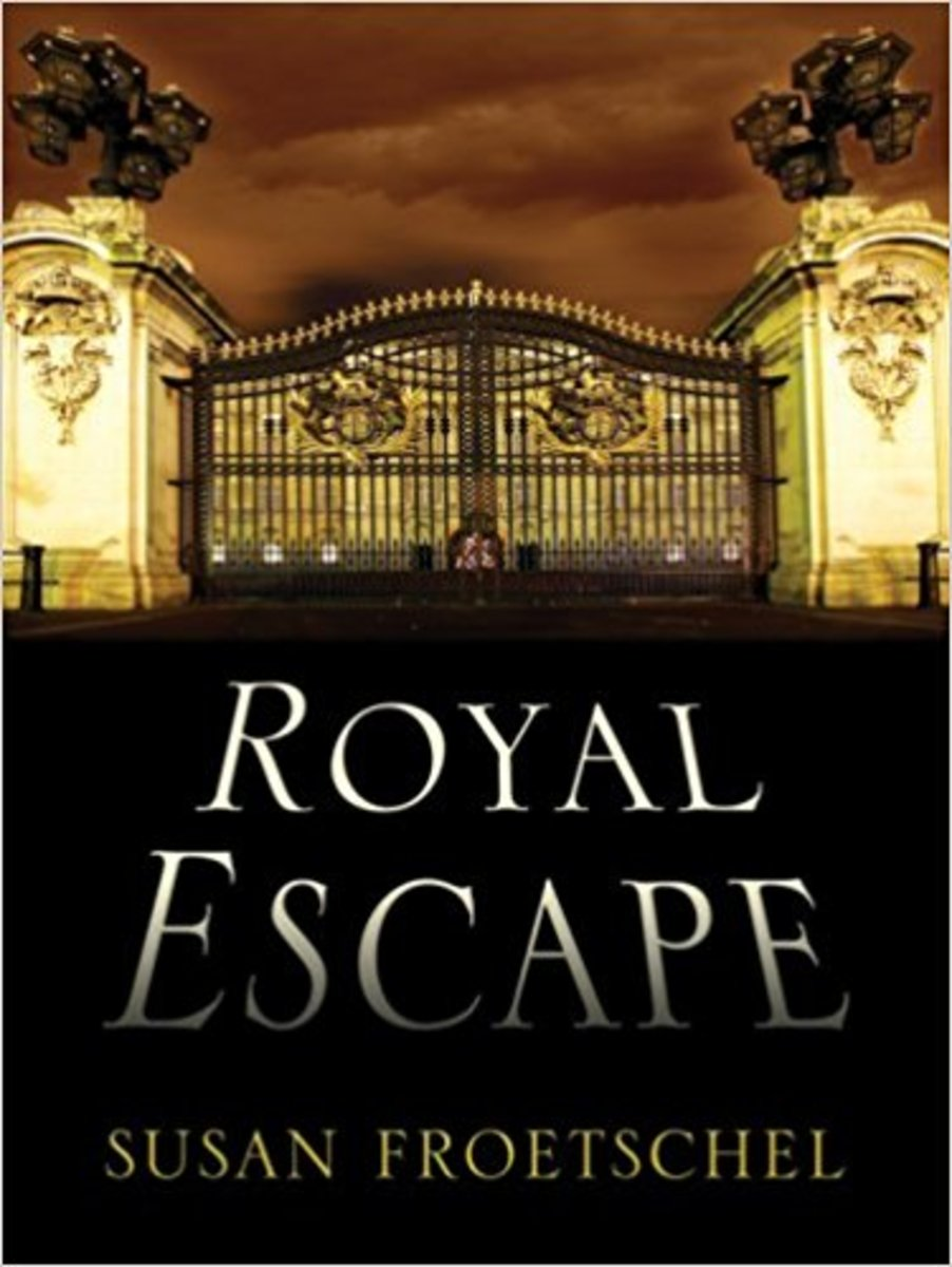 Book Review: Royal Escape by Susan Froetschel