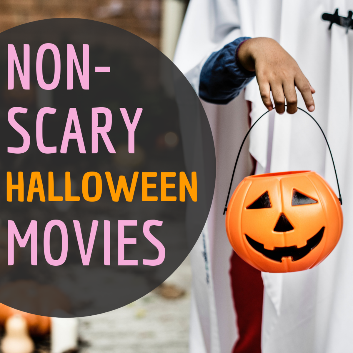 Don't like horror movies? You can still get into the Halloween spirit.