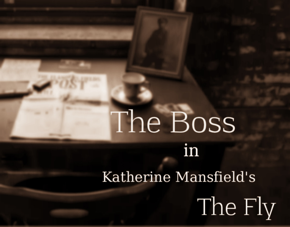 """The Boss in Katherine Mansfield's """"The Fly"""""""