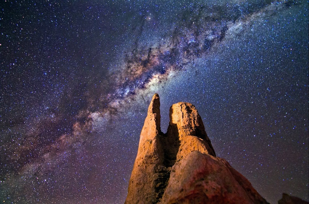 Photographing the Milky Way