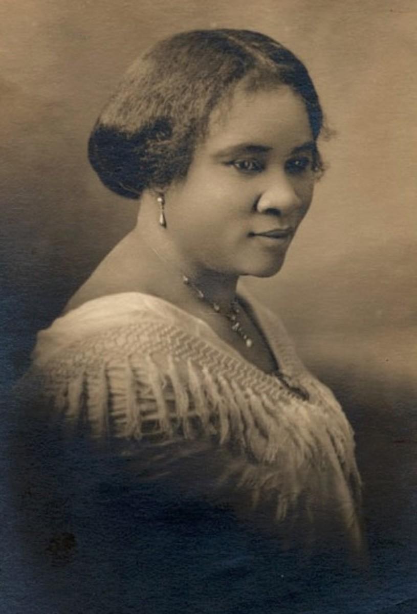 Madam C.J. Walker – First Female Self-Made Millionaire