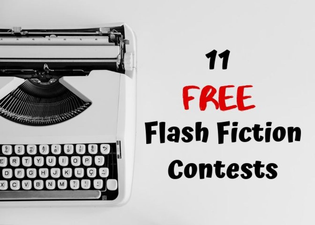 You don't always have to pay to win. Here is a list of 11 flash fiction contests that you can enter without paying a dime.