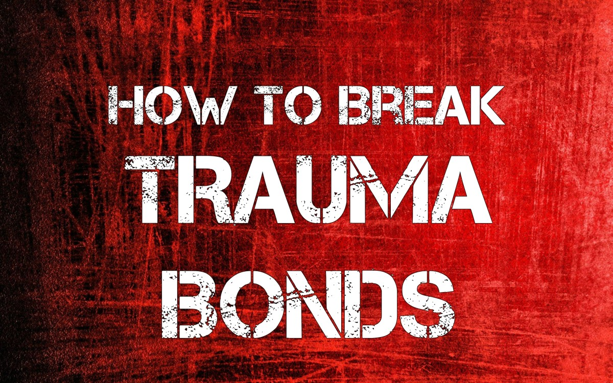 How to Break Trauma Bonds & Move on From Abusive Relationships