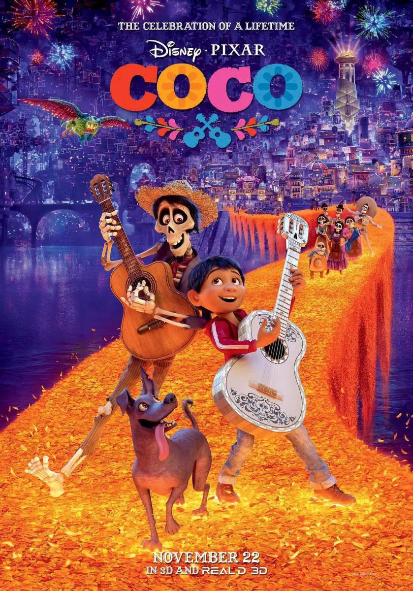 Coco: Movie Review