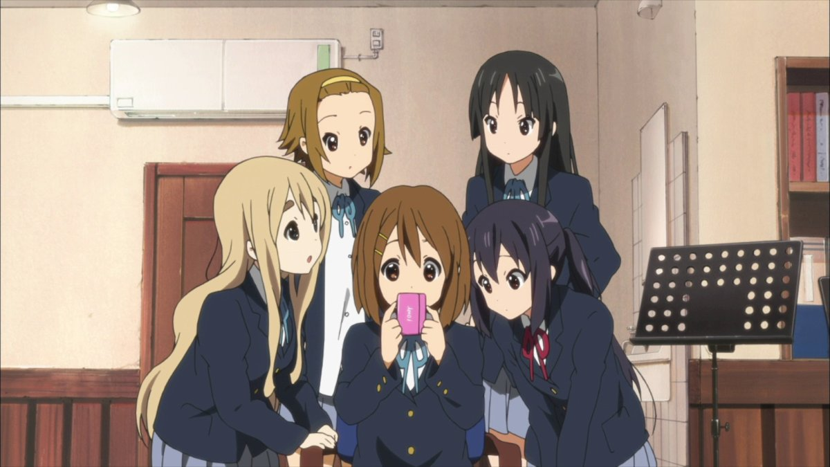Anime Reviews: K-On!!