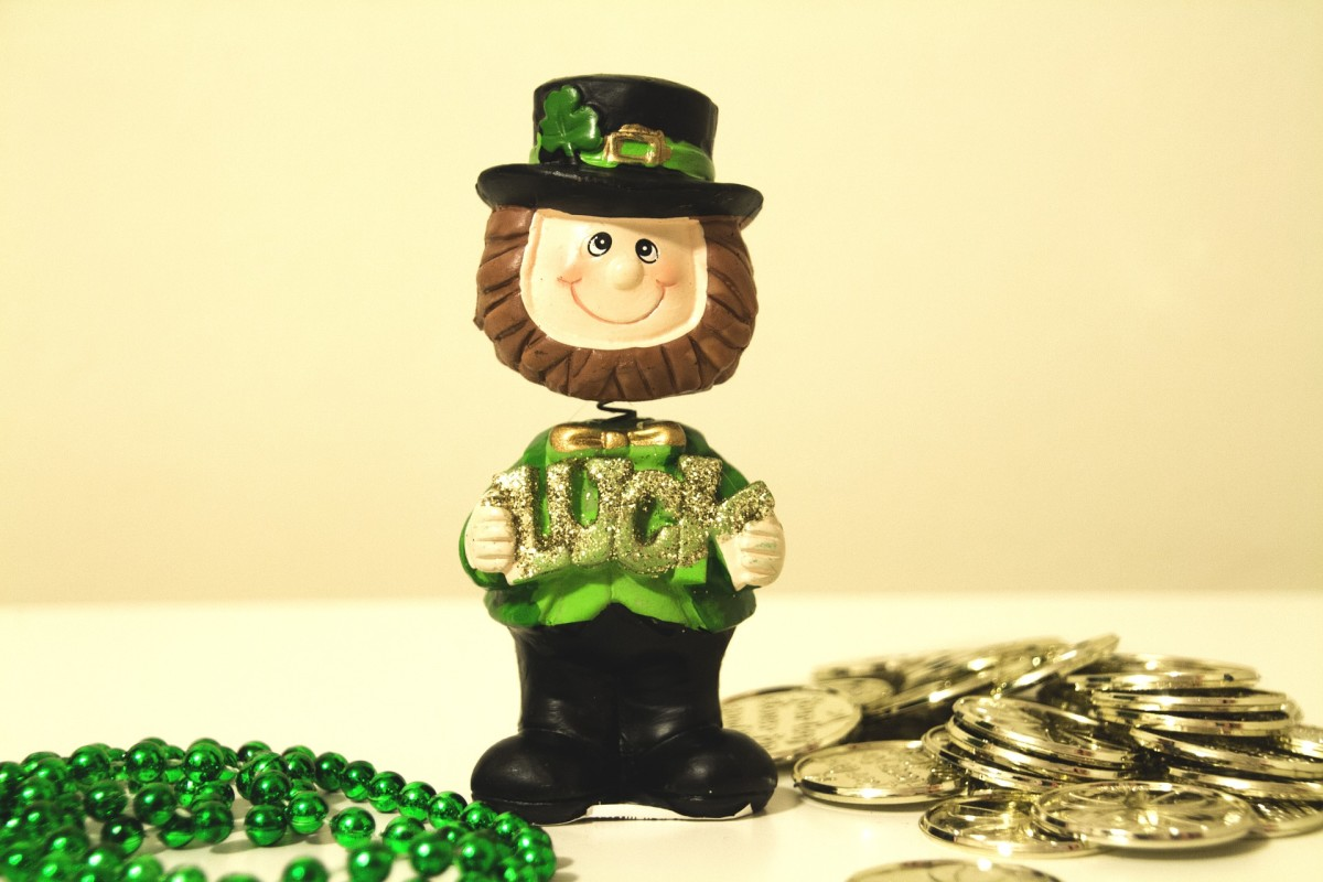 Once Upon a Time The Village Caught a Leprechaun