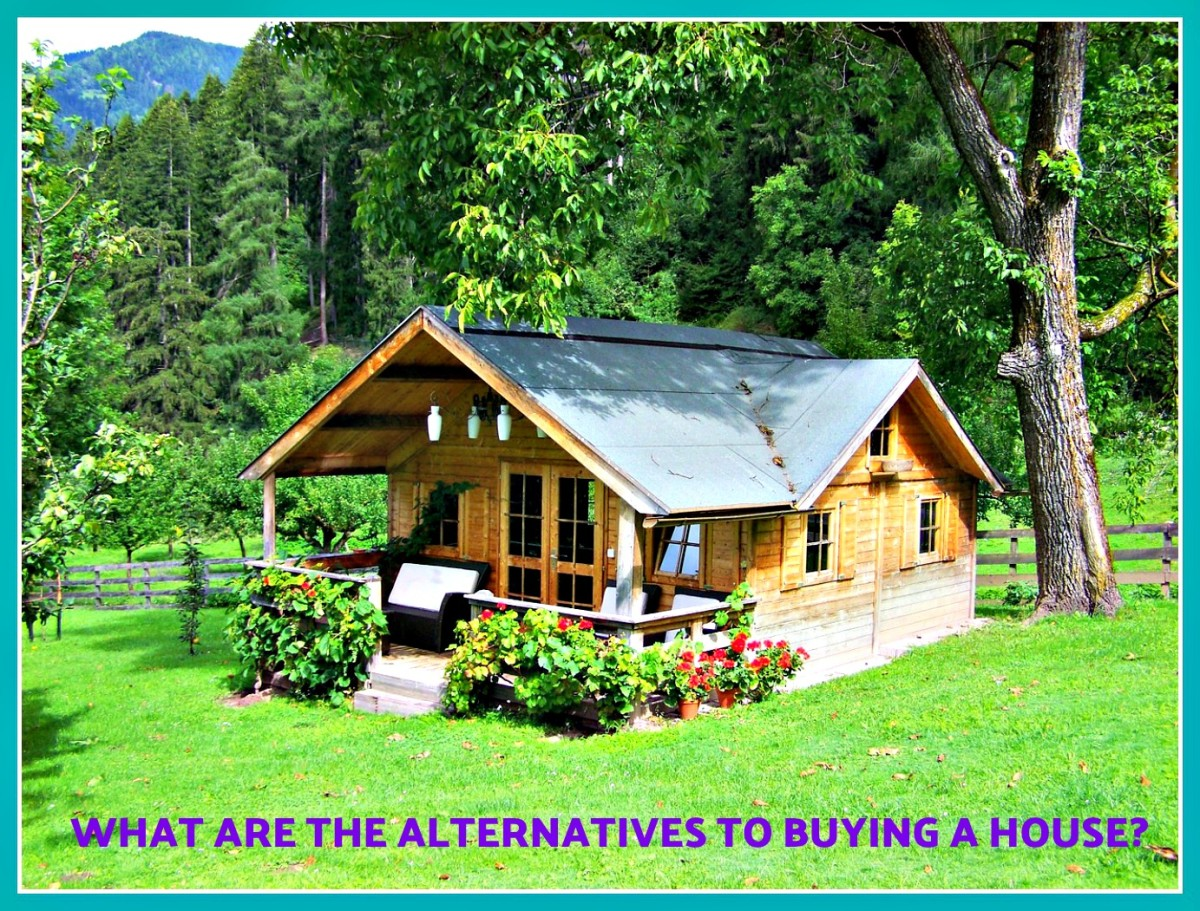 Find out what the options are if you cannot or do not want to own a house.