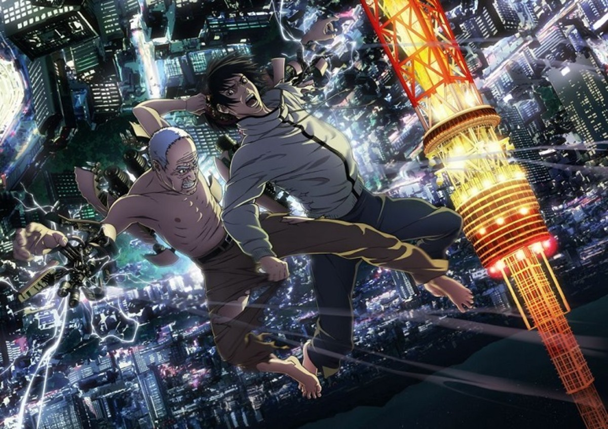 5 Anime Like Inuyashiki
