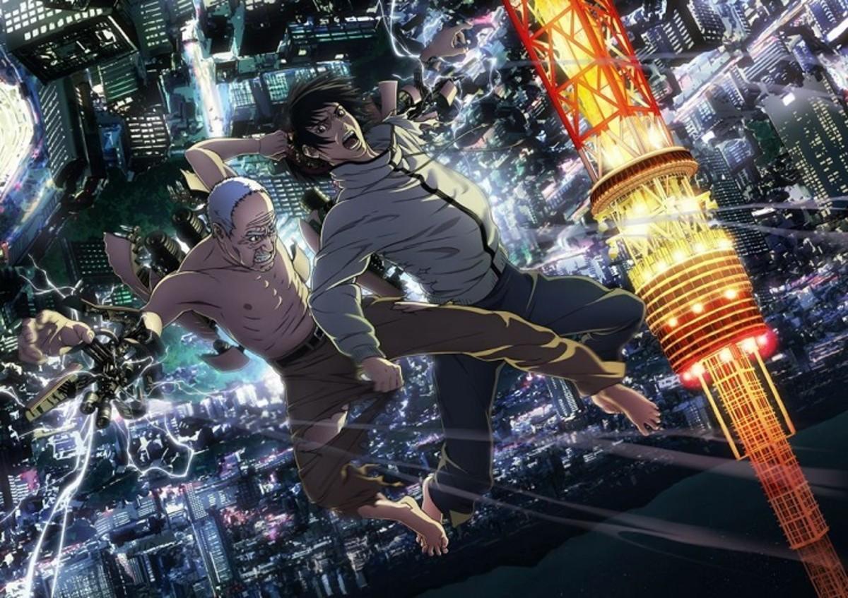 5 Anime Like Inuyashiki