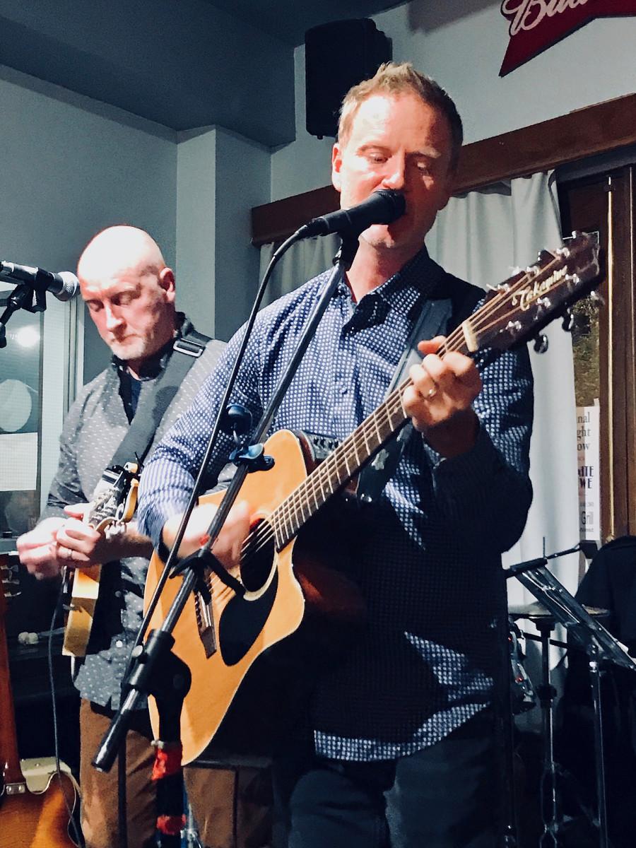 Joe and John Kelly