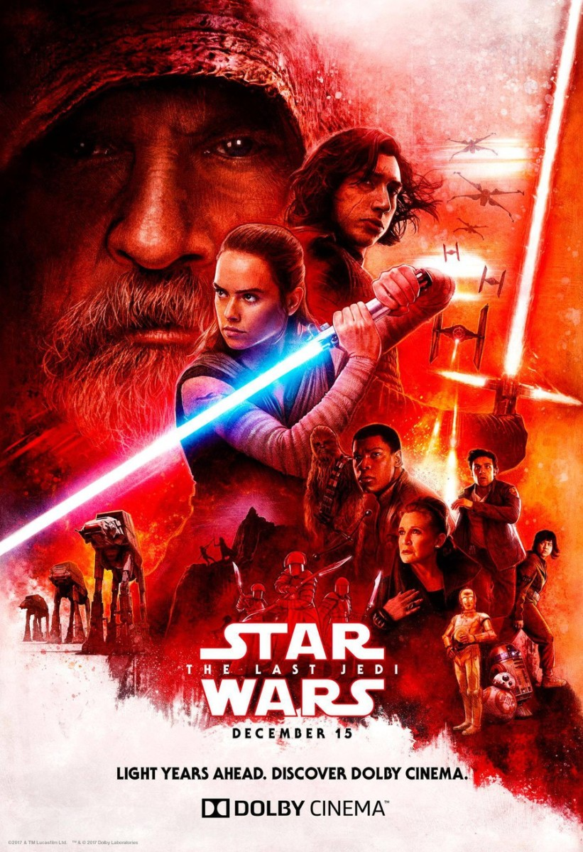Film Review: Star Wars: Episode VIII -  The Last Jedi
