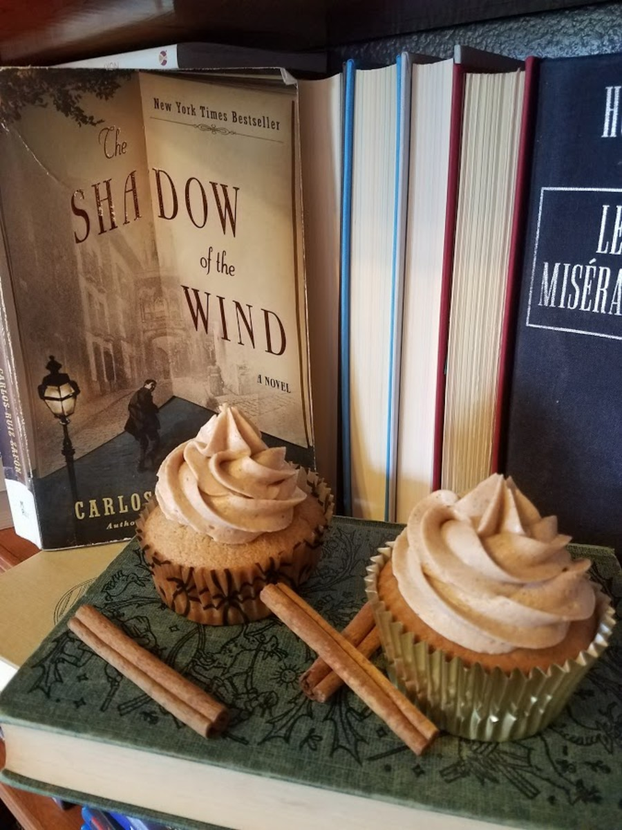"""""""The Shadow of the Wind"""": Book Discussion and Recipe"""