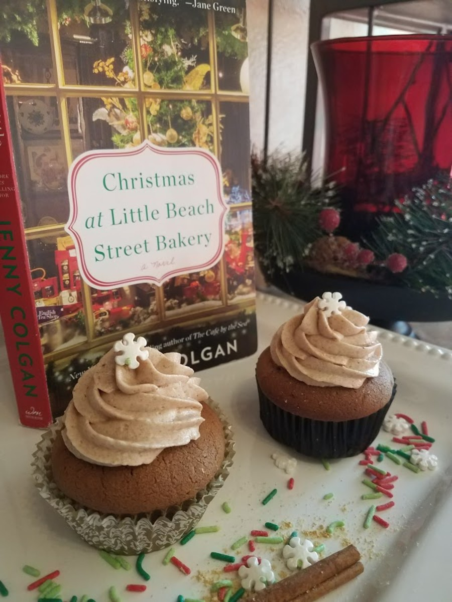 Christmas at Little Beach Street Bakery Book Discussion and Recipe