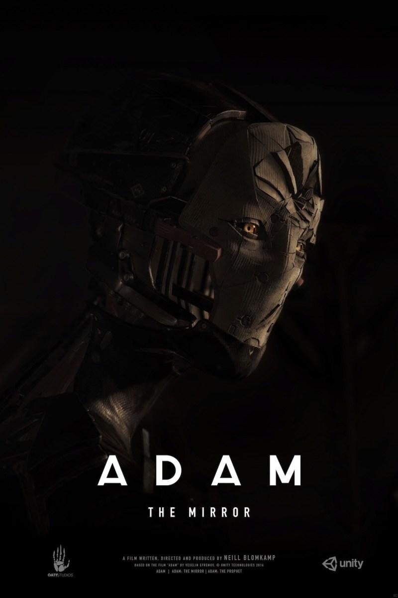 #Adam #Webshhortfilm #UnityTechnologies #OatsStudios #NeilBlomkamp