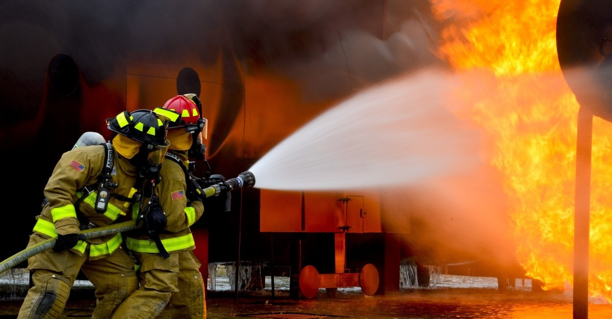 Learn how to receive free college as a firefighter in Texas!