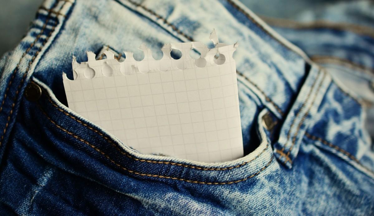 I Love My Pockets – Kid's Poem
