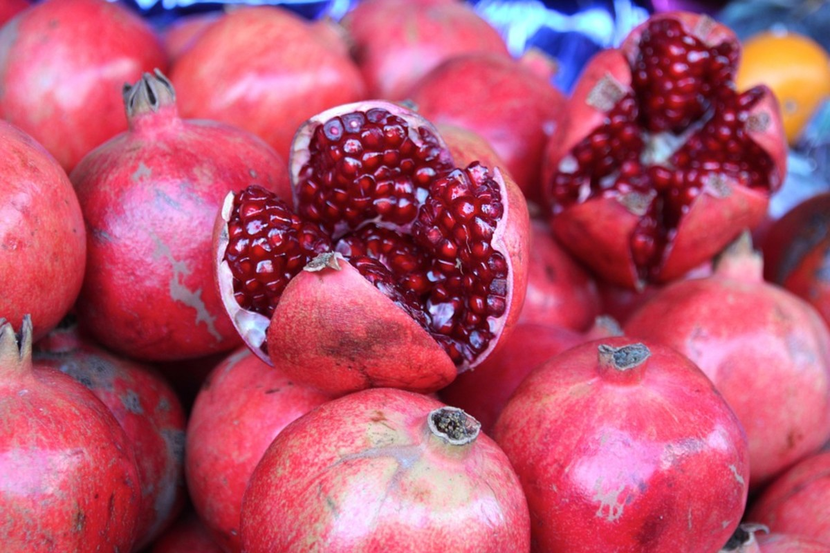 The Surprising Benefits of Pomegranate