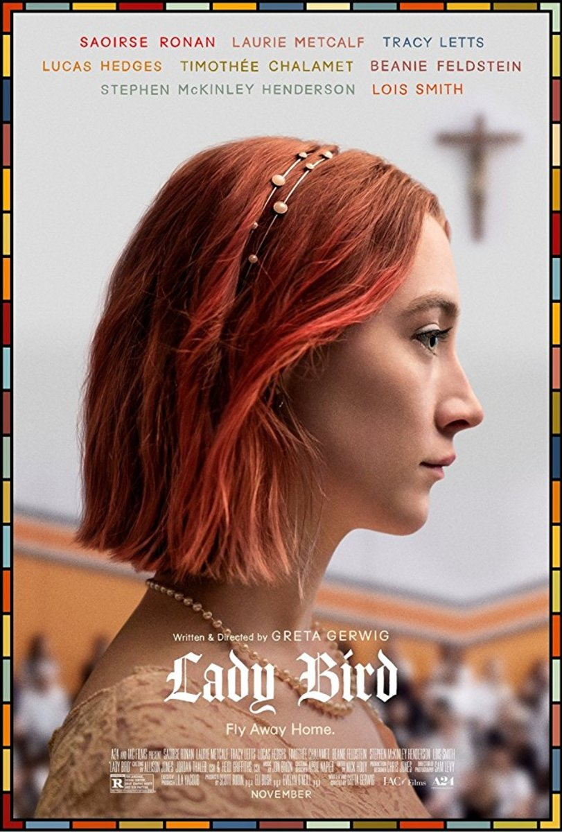 Senior Year in Sacramento: Lady Bird Review