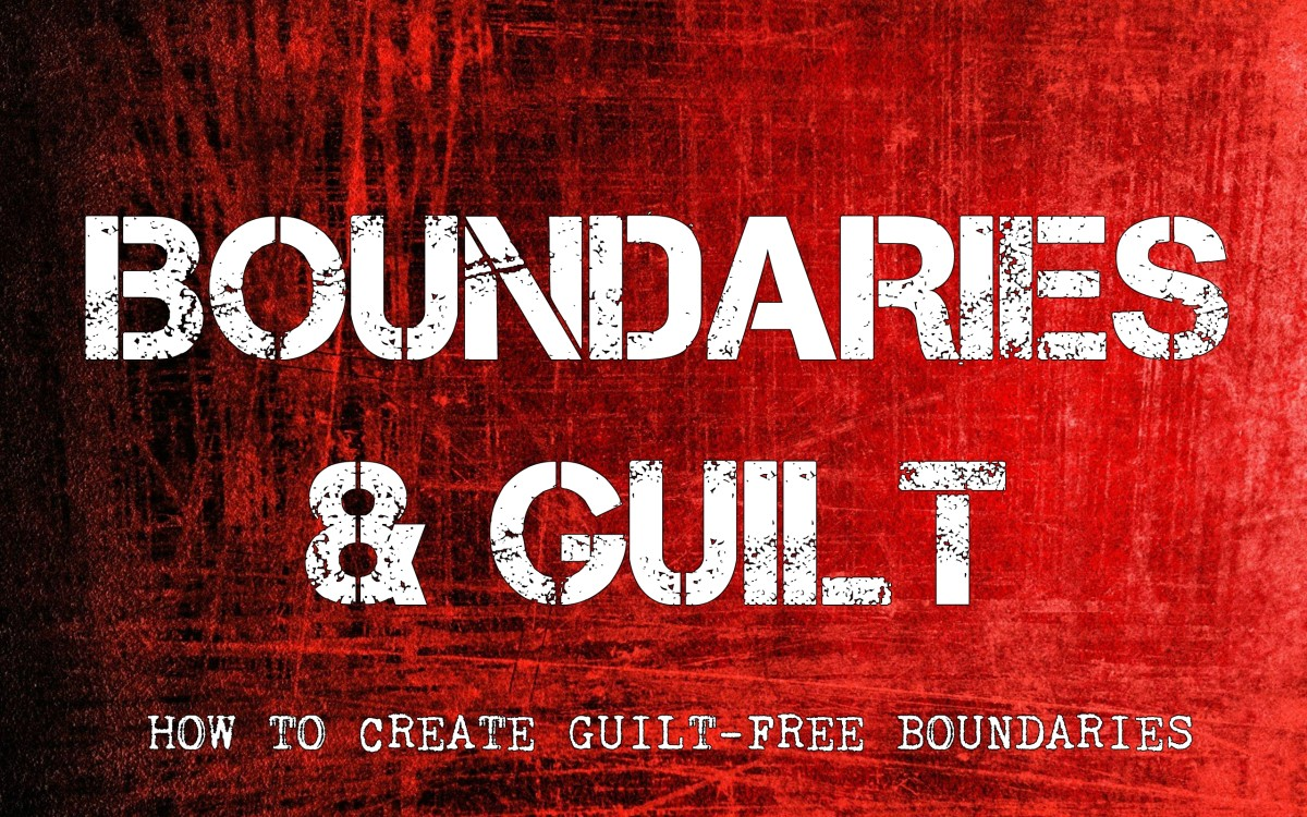 Boundaries & Guilt: How to Create Guilt-Free Boundaries