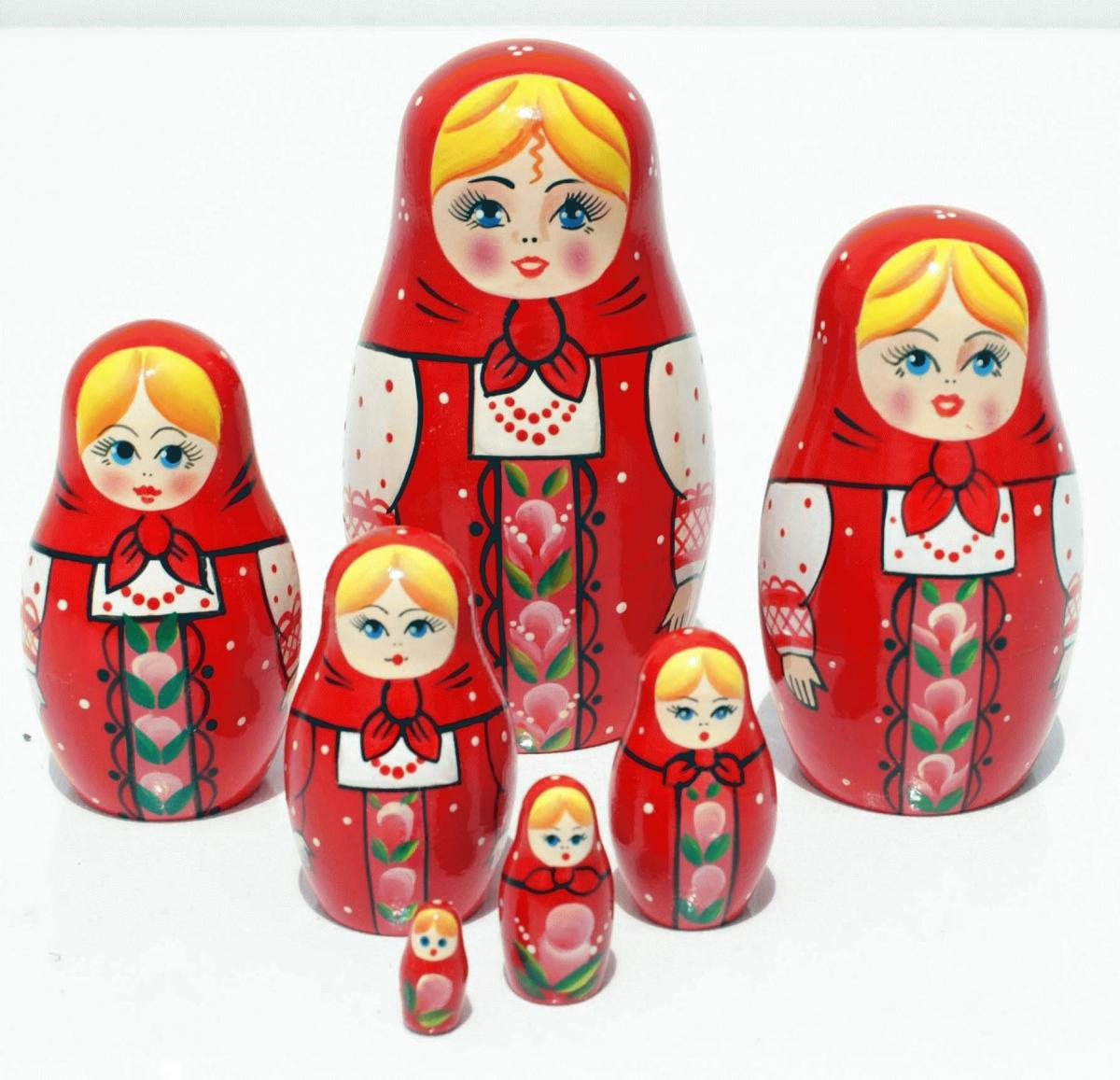 The Matryoshka Effect
