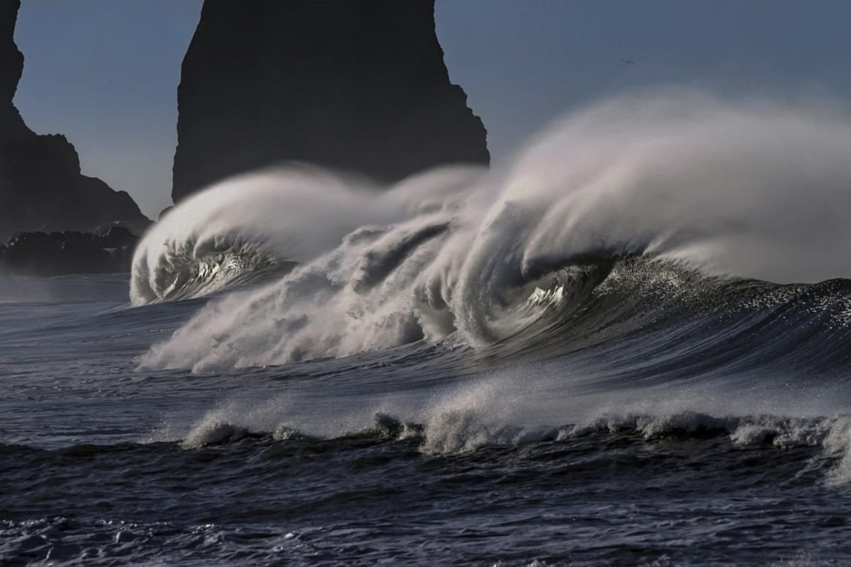 The Sea: Master and Mother