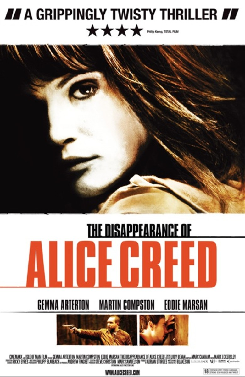 Should I Watch..? 'The Disappearance of Alice Creed'